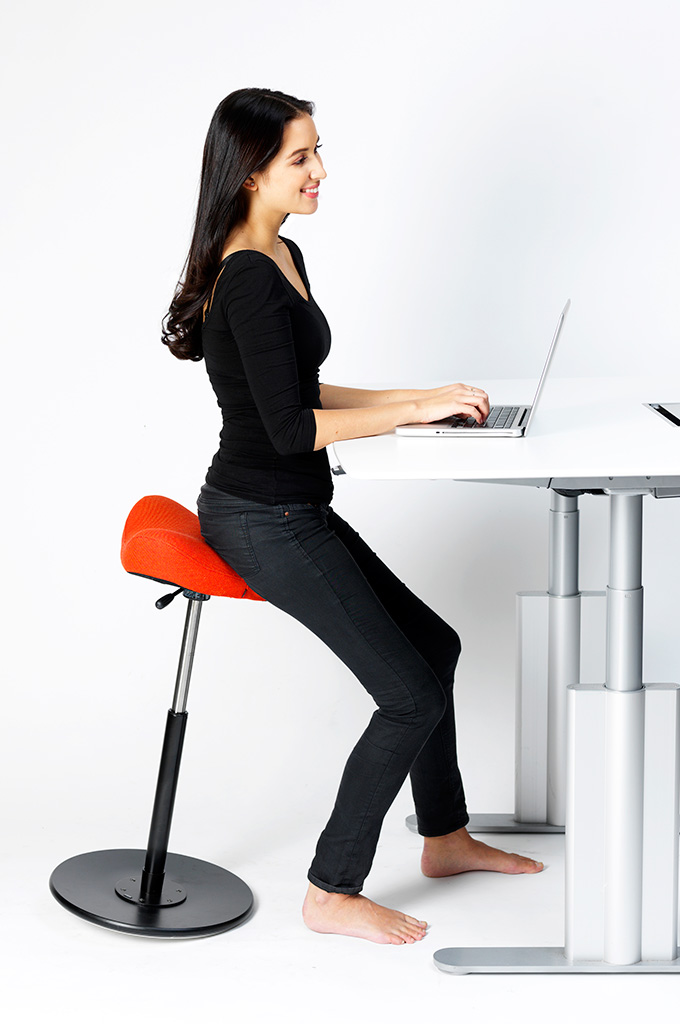 Standing desk stool hostgarcia for Chairs for standing desks